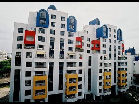 For Sale : 2 BHK Flat in Wanowrie   Clover Village, Pune