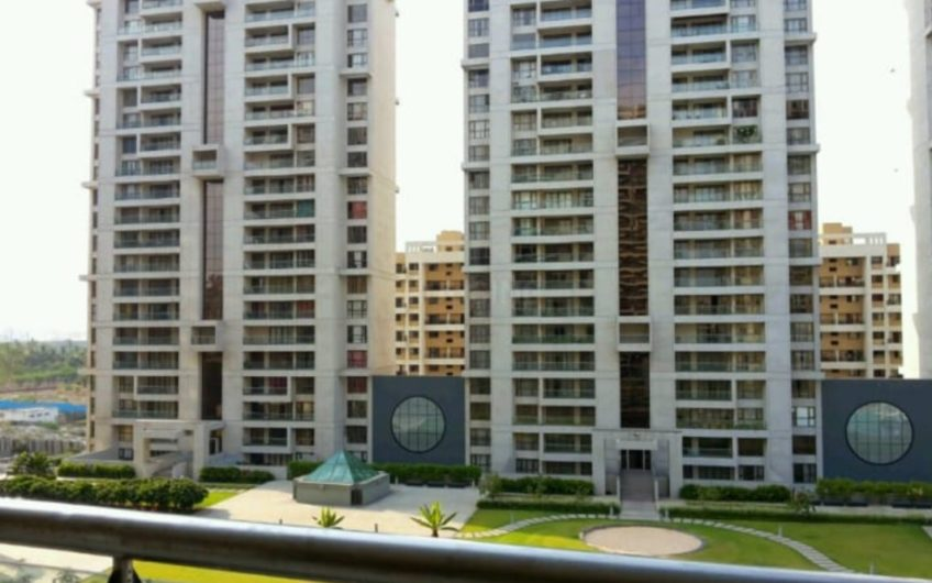 For Rent: 3 Bedroom Furnished Apartment at Panchshil's One North | Magarpatta, Pune