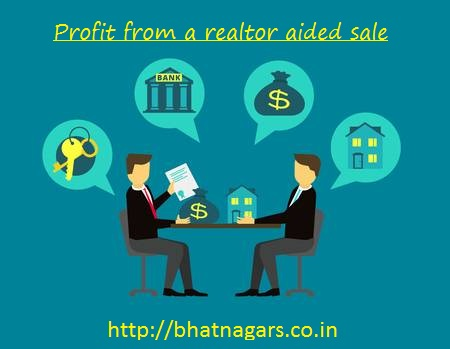 real estate agent services