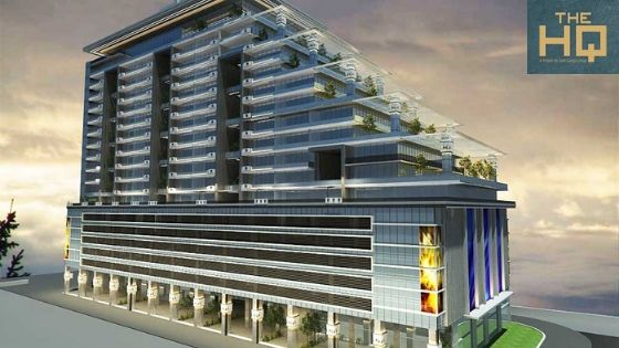 Buy Property in Goel The HQ Pune elevation - Bhatnagars.co.in