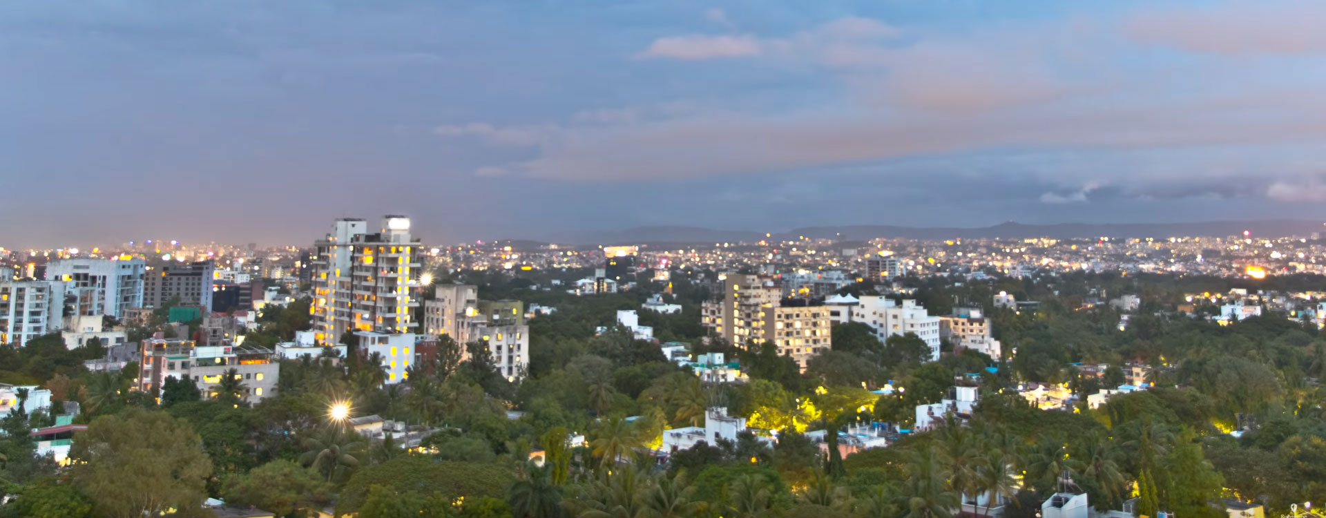 Pune City real estate investment