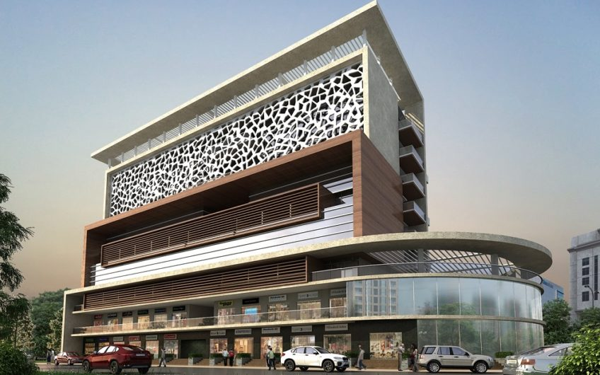 Office Space For Sale In Kharadi, Global Business Hub, Pune