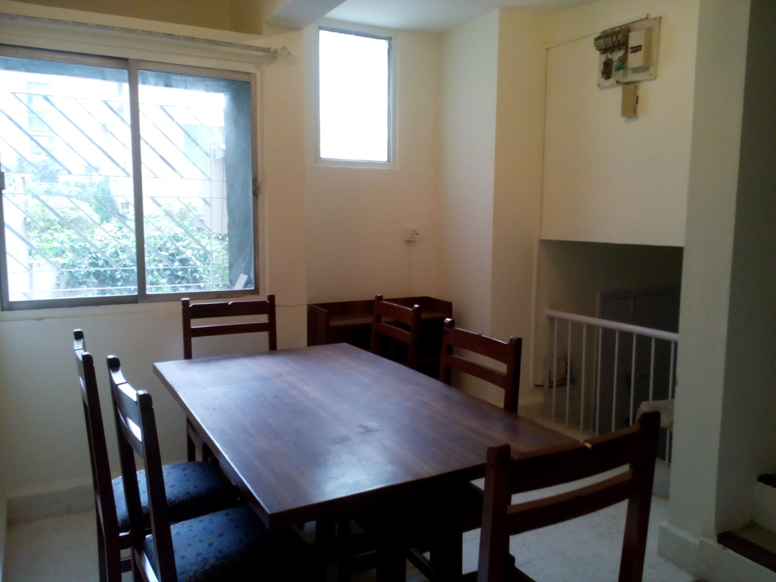 For rent 2 BHK apartment | Maurya | Naylor road Pune