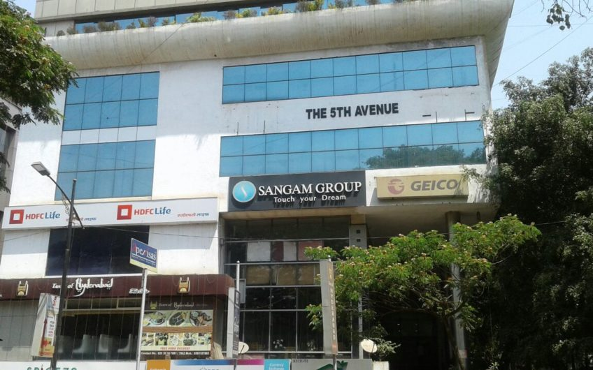 For Sale : Commercial Office in Dhole Patil Road | The 5th Avenue, Pune