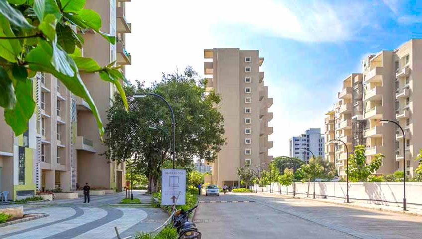 For Sale : 3.5 BHK Penthouse in Magarpatta | Marvel Bounty, Pune