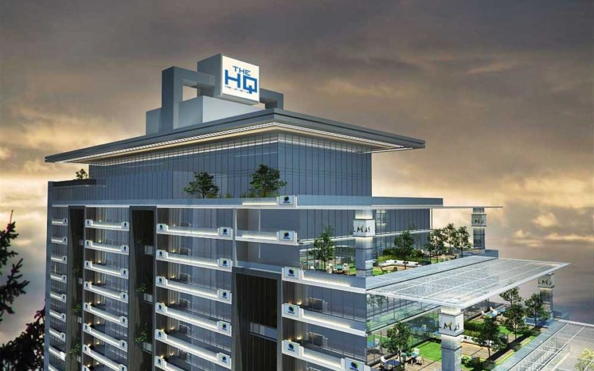 For Sale : Commercial Office Space in THE HQ at Boat Club Road l Pune