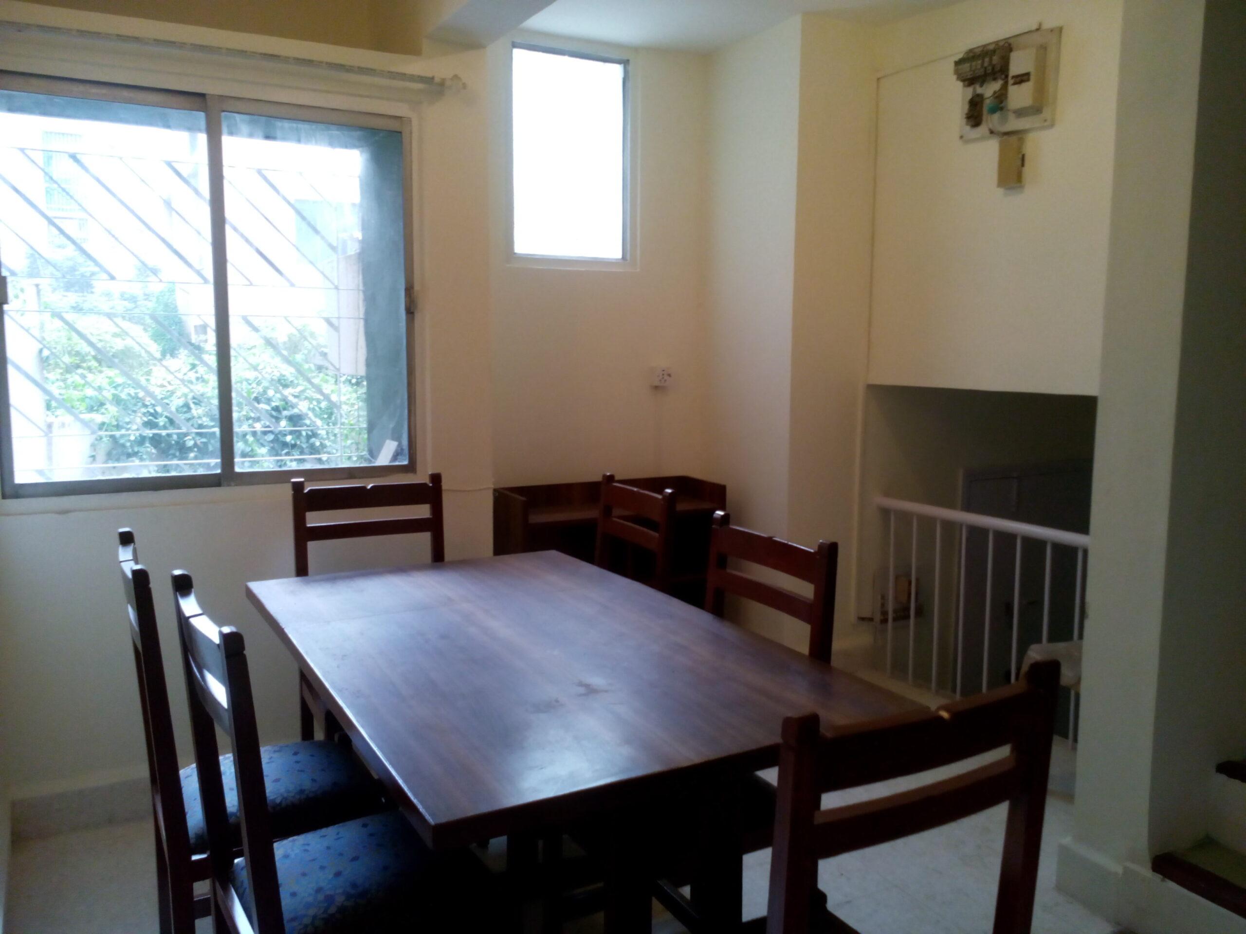 For rent 2 BHK apartment | Maurya | Naylor road Pune