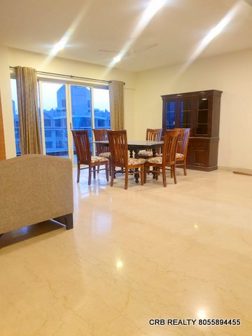 FOR RENT : FULLY FURNISHED 3 BHK FLAT | KONARK VISTA | MAGARPATTA, PUNE