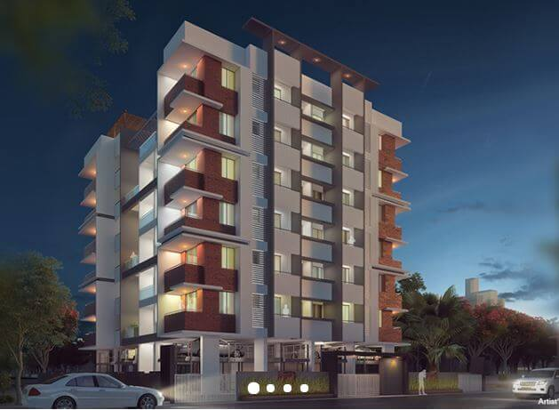 FOR SALE 3 BEDROOM MODERN APARTMENT IN SHANKAR HEIGHTS, AUNDH | PUNE